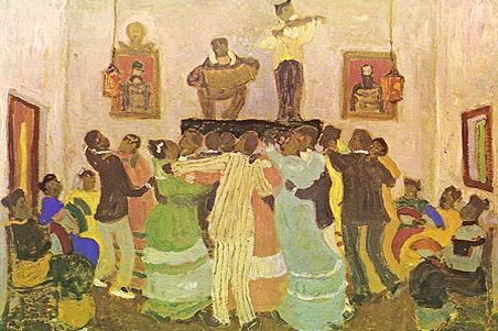 tango history