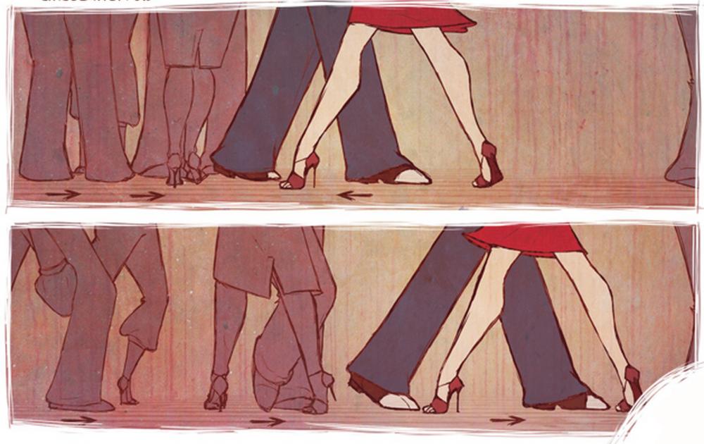 codigos, tango etiquette