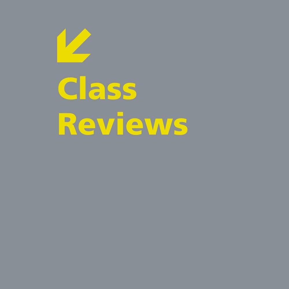 tango demo, class review