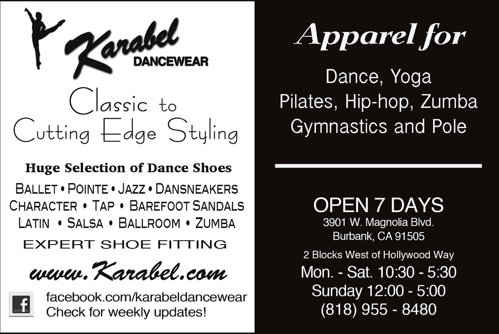 Karabel is our local partner for dance shoes. They have great affordable options for your first tango shoes.