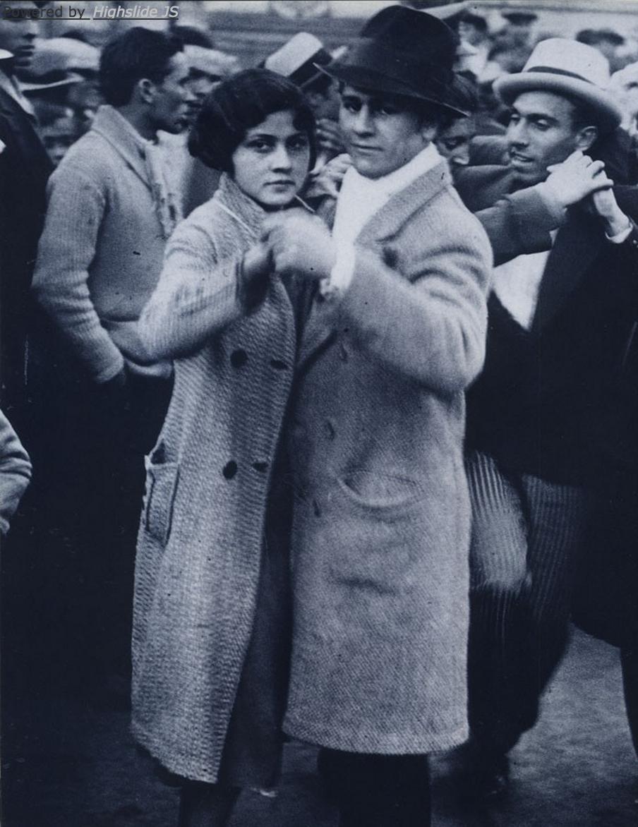 golden era tango