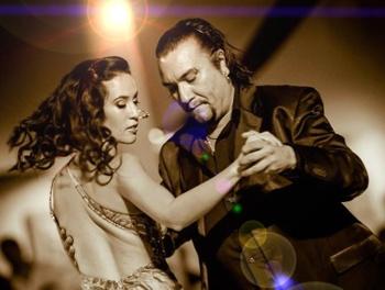Chicho Frumboli & Juana Sepulveda
