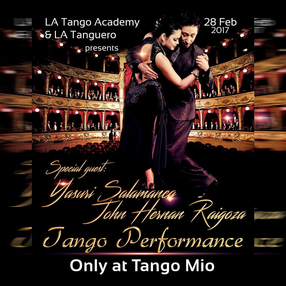 tango workshop