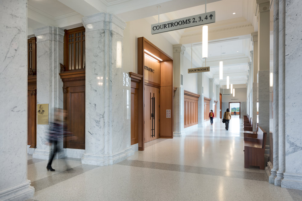 Salem PFC - Hallway