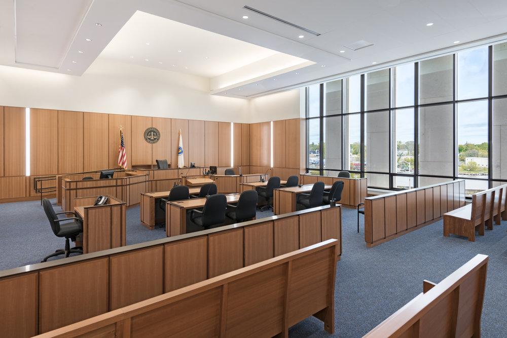 Salem PFC - Courtroom 4