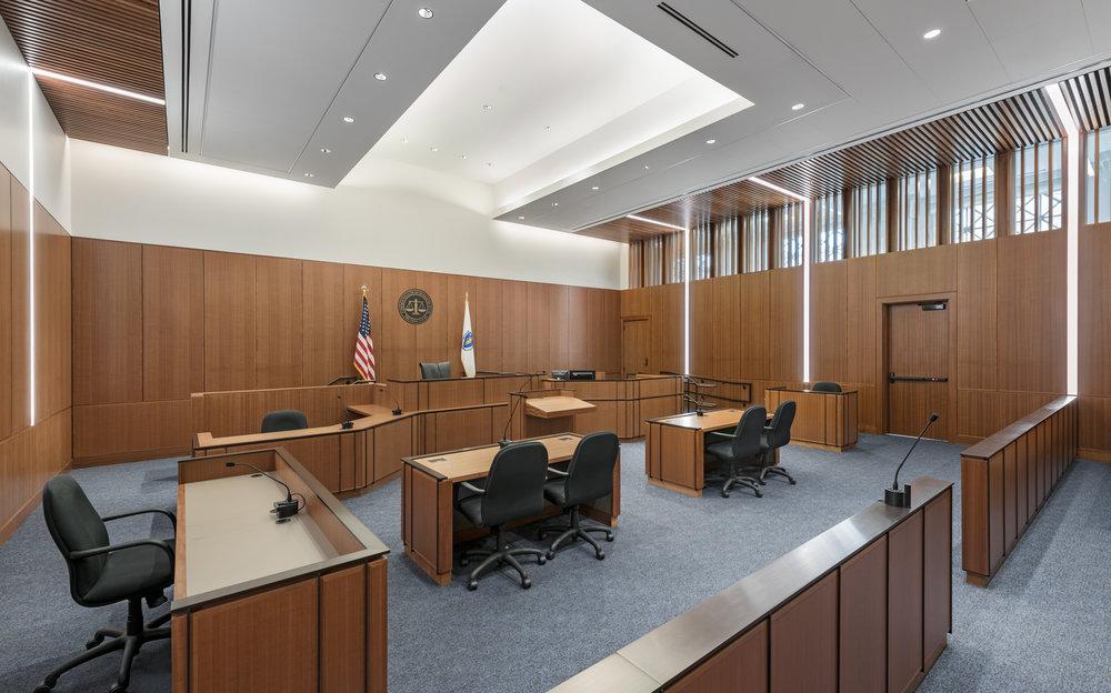 Salem PFC - Courtroom 3