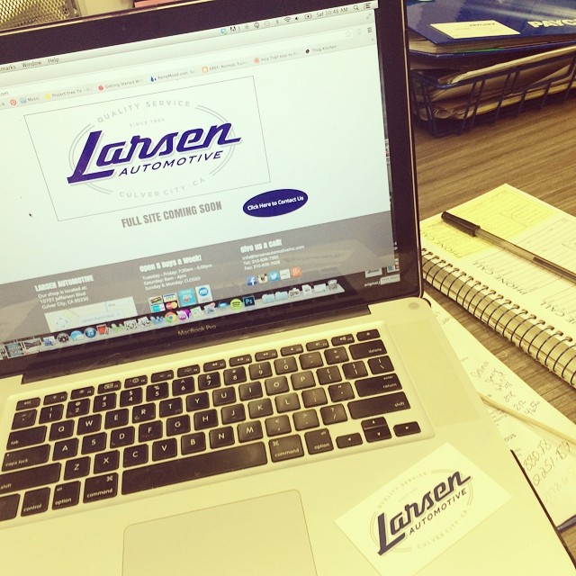 Need to ask us a question? Contact us thru our website at larsenautomotiveinc.com #autoshop #autorepair #culvercity #culvercityauto #carservice #smogcheck