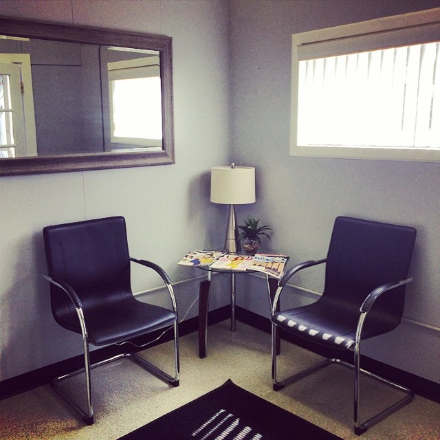 We have a waiting room so come hang out while we work on your car!  #autorepair #autoshop #culvercity #culvercityauto #carservice #larsenauto