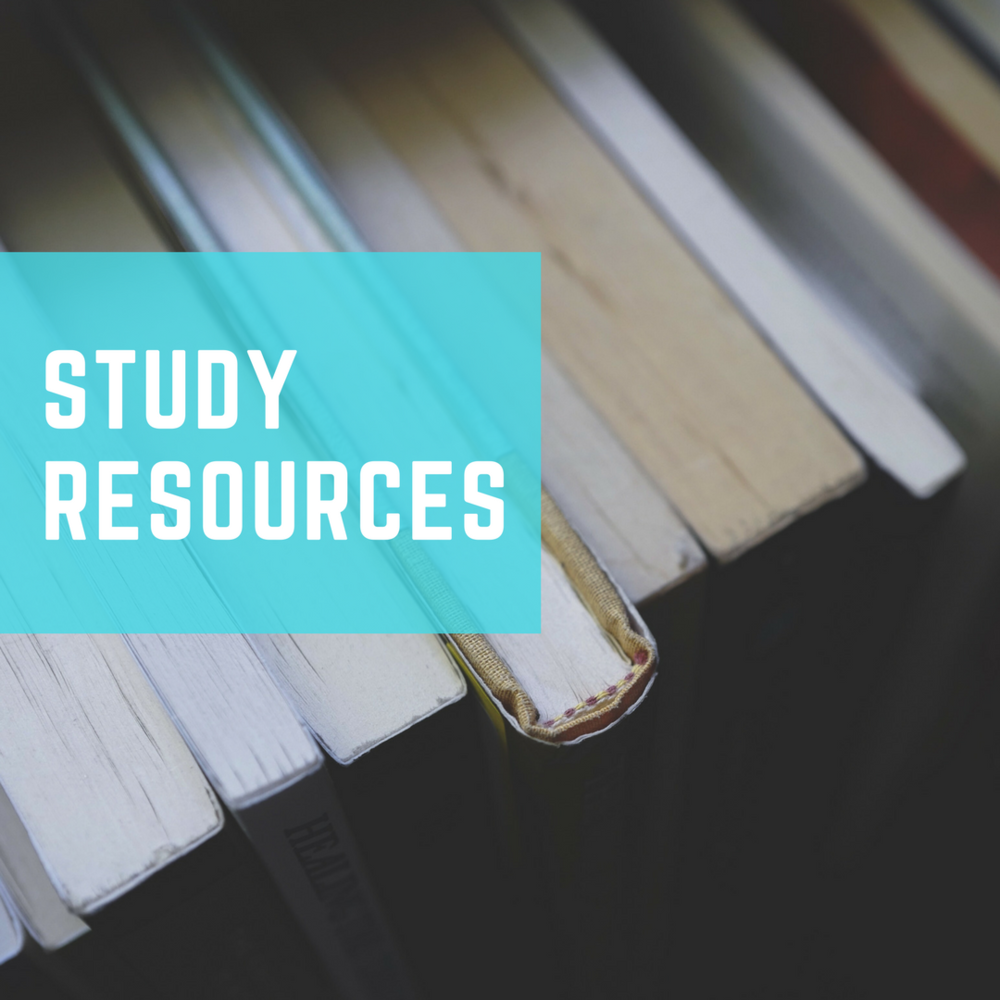 Links to great resources for personal or group study.