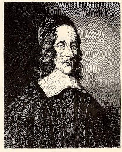 George Herbert (1593-1633), Member of Parliament and priest in the Church of England