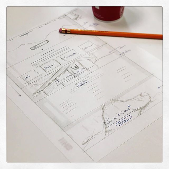 #uxdesign drafting afternoon #brand #brandingdesign #gobeyond