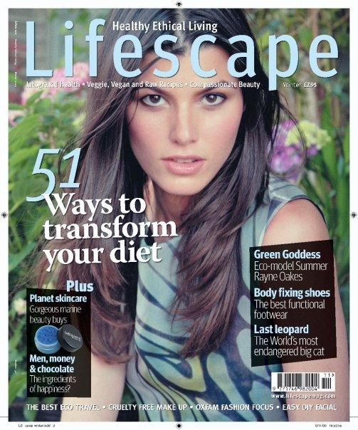Lifescape Magazine. Photographer: Ninelle Efermova