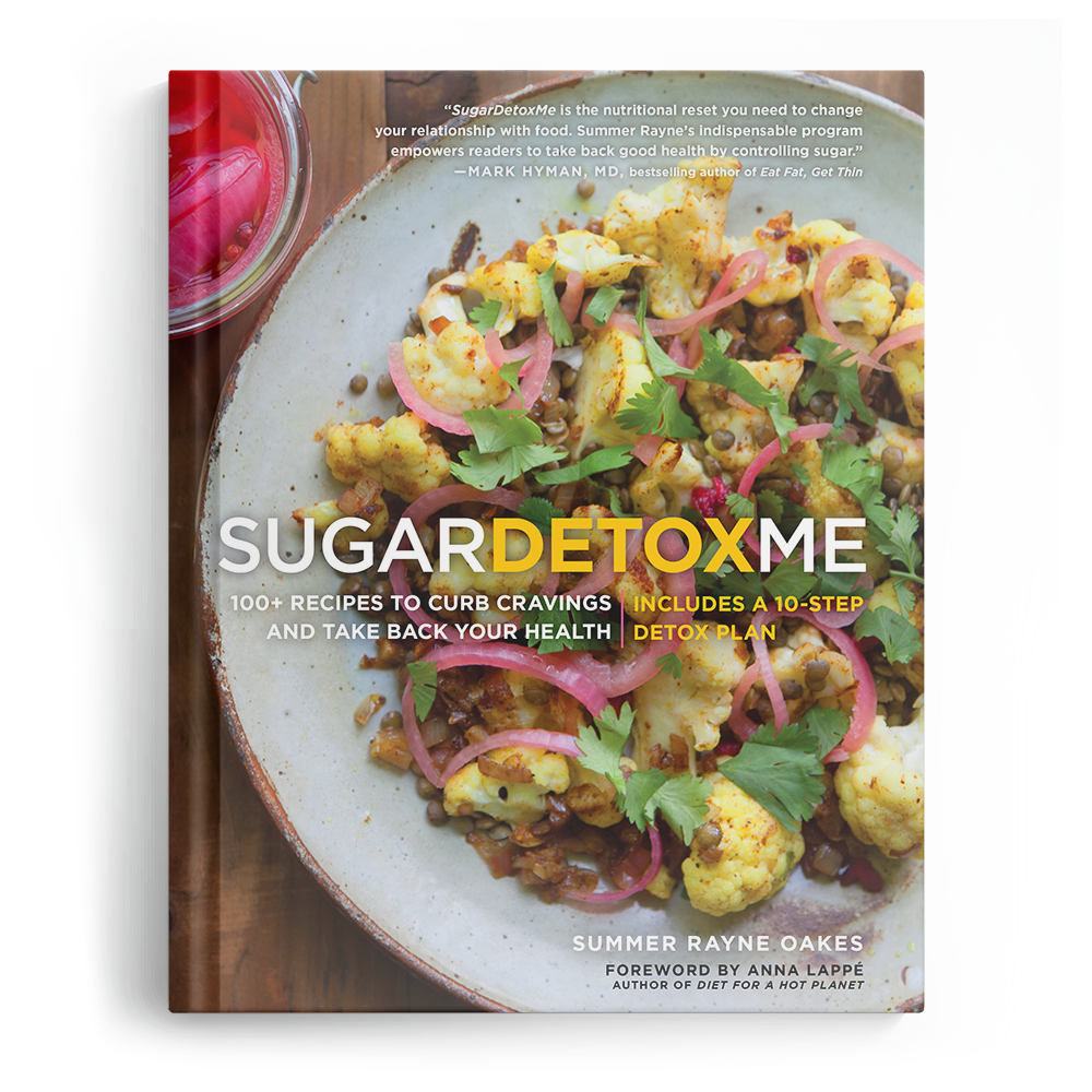 In March 2017, my book,  SUGARDETOXME,  will release in book stores worldwide. Be sure to check it out  here .