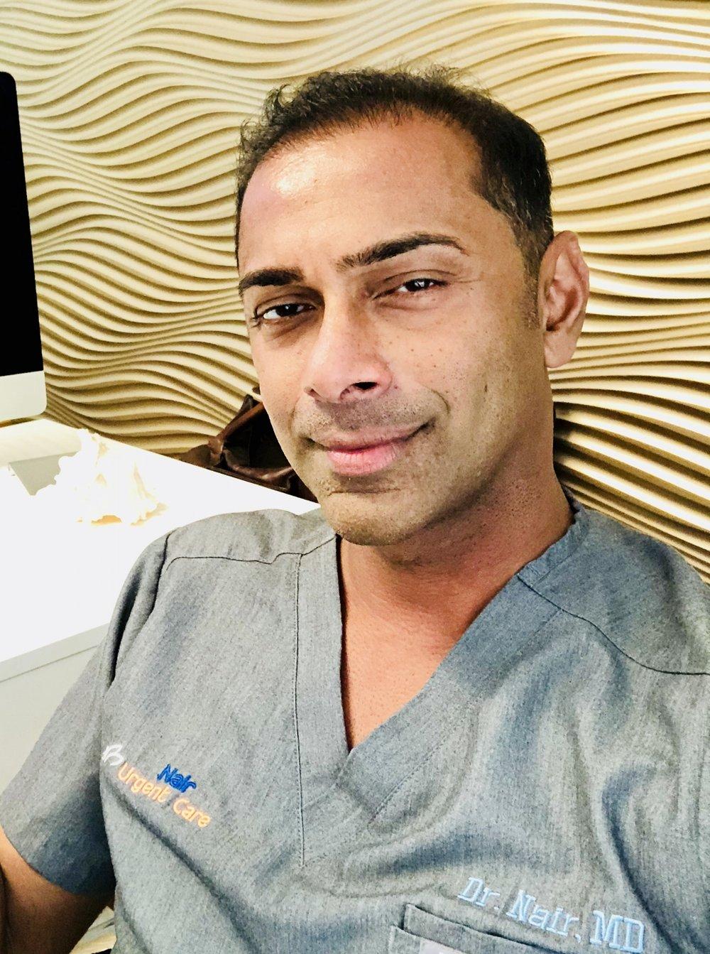 dr kash nair