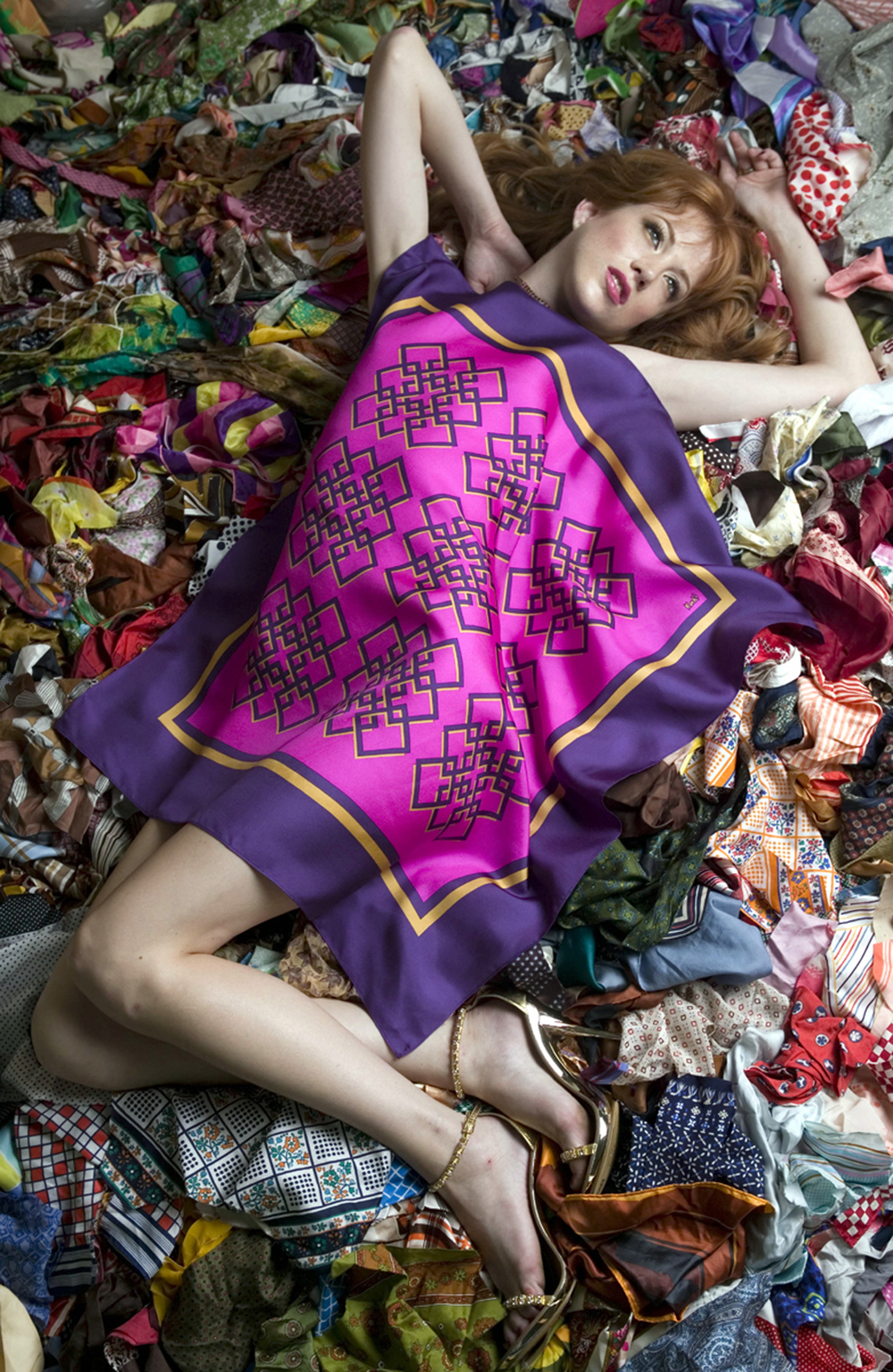 Limited Edition Silk Scarves
