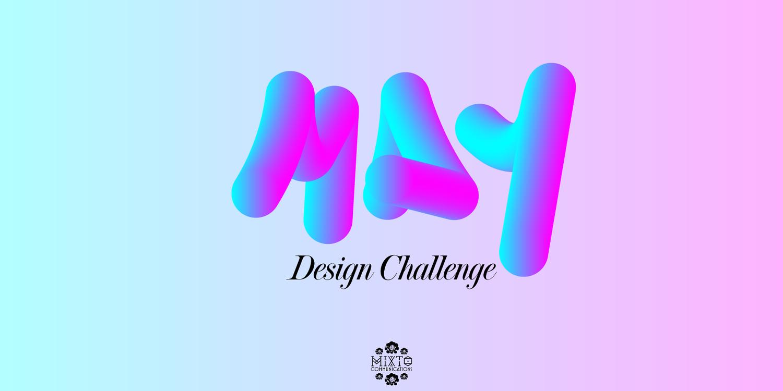 Design Challenge Day 7: Making 3D Lettering in Illustrator