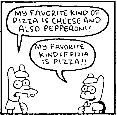 Life Is Hell, August 1997 - Matt Groening