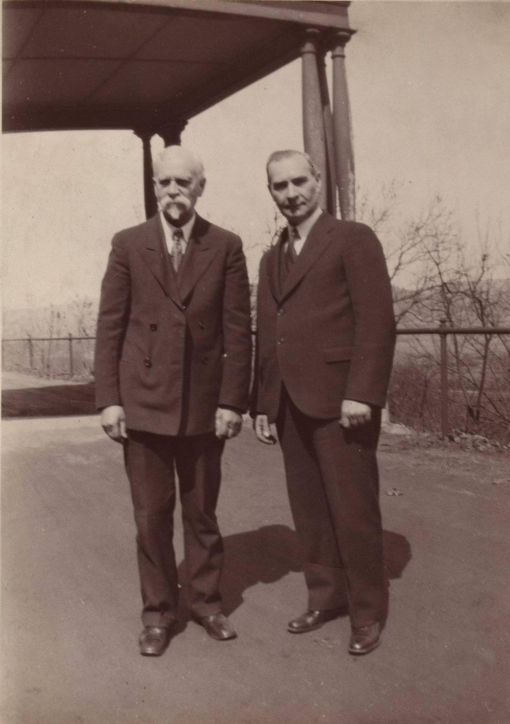 SD Kinne & J. Bliss teachers at Hornell.jpg