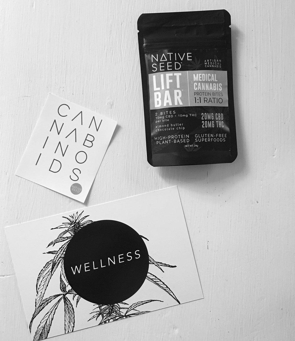 OUR MISSION - HEALTH + WELLNESS + CANNABIS