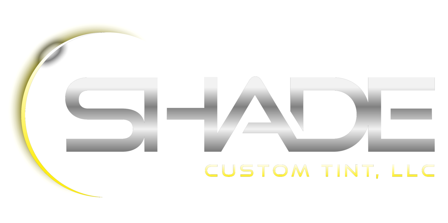 Shade Custom Tint | Window Tinting | Apex, Cary, Raleigh, NC