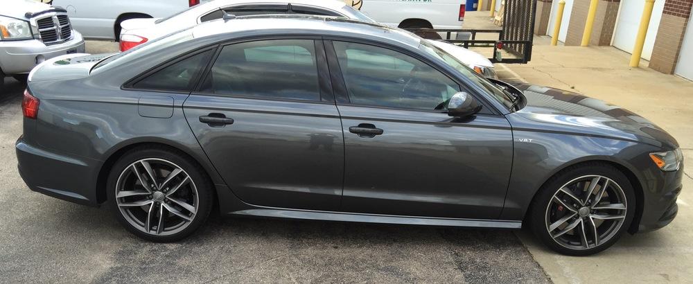 2016 Audi 6S