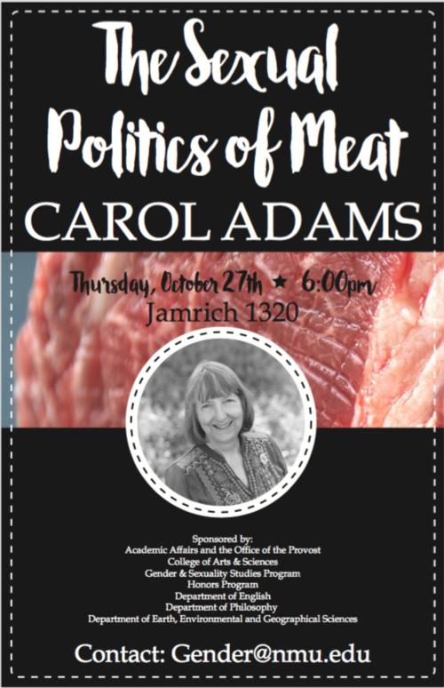 the sexual politics of meat slide show carol j adams