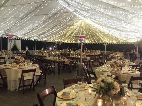 Party rentals los angeles wedding rentals anaheim pool cover calamigos ranch wedding junglespirit Images