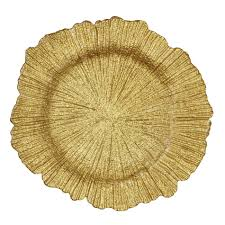 sponge charger plate