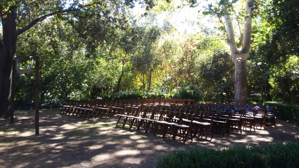 rustic wedding rentals los angeles