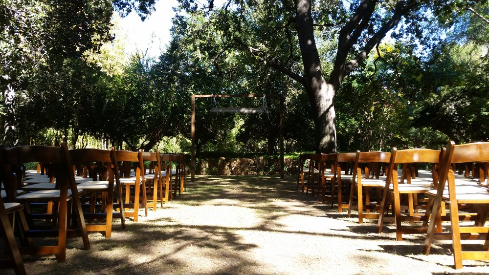 farm wedding rentals