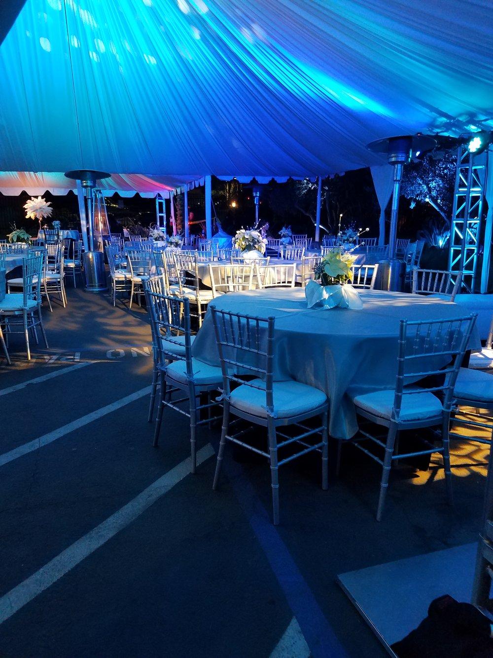 wedding rentals los angeles