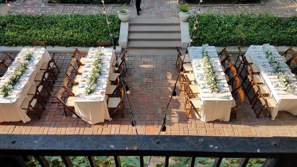 wedding rentals anaheim