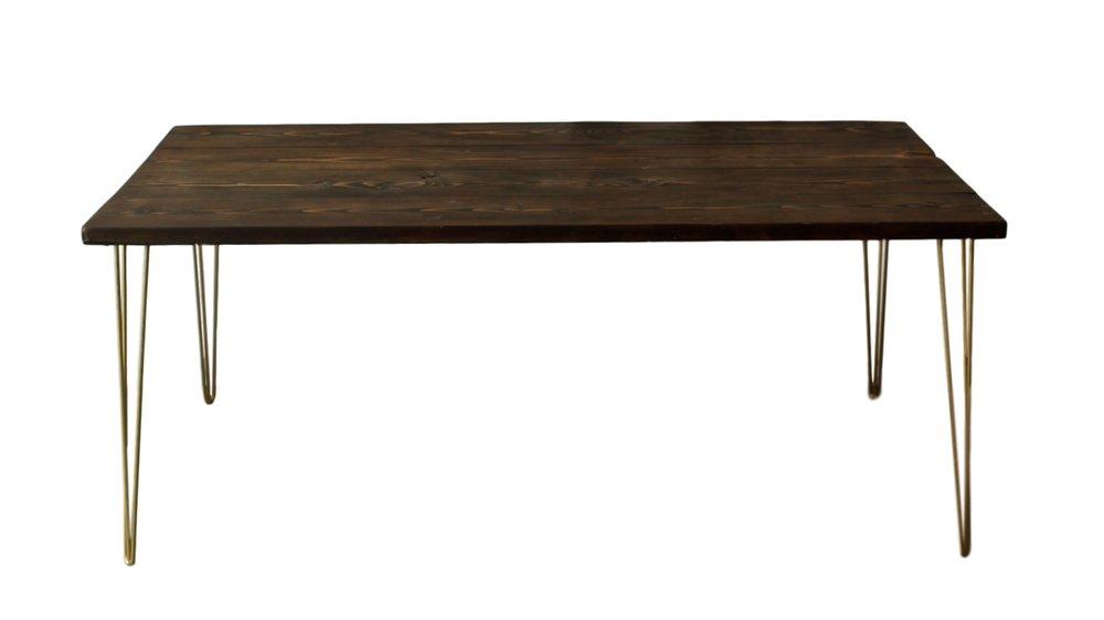 hairpin farm table