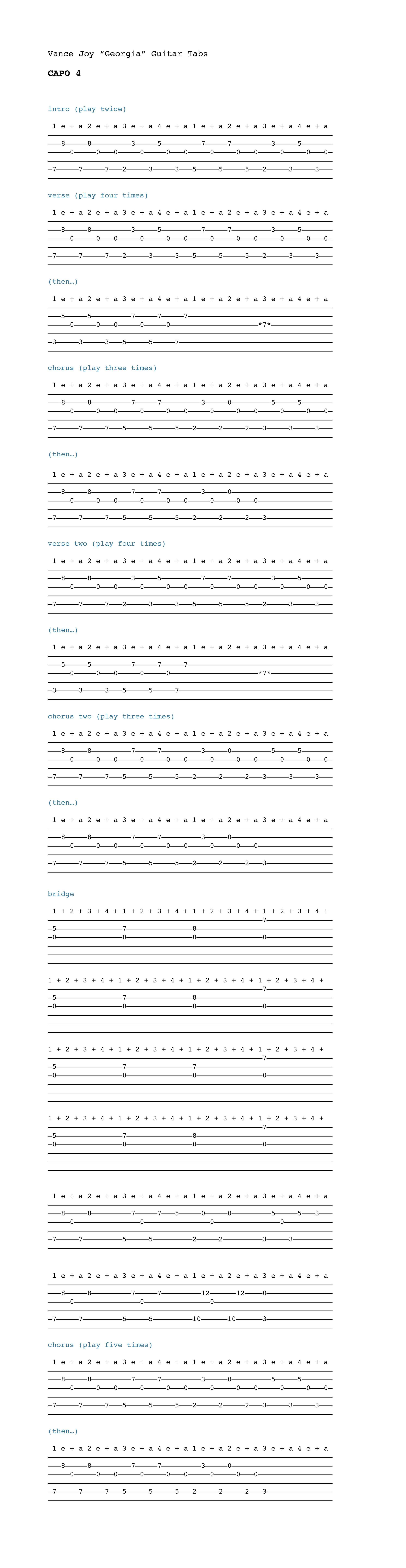 Midnight Train To Georgia Guitar Chords Choice Image Basic Guitar