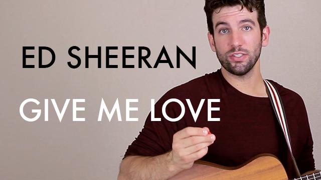Ed Sheeran \