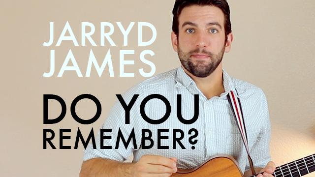 Jarryd James \