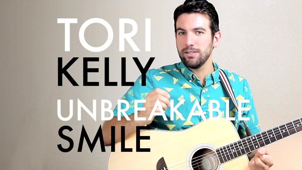 Tori Kelly Unbreakable Smile Chordistry