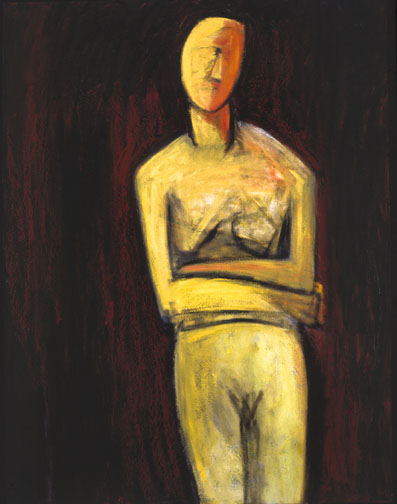 Variations: Cycladic Figure I   1994