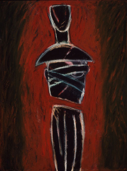 Variations: Cycladic Figure II   1994
