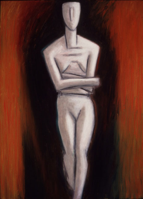Variations: Cycladic Figure VI   1994