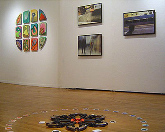 Art in Perpetuity, 2006. Studio 18 Gallery, New York, NY