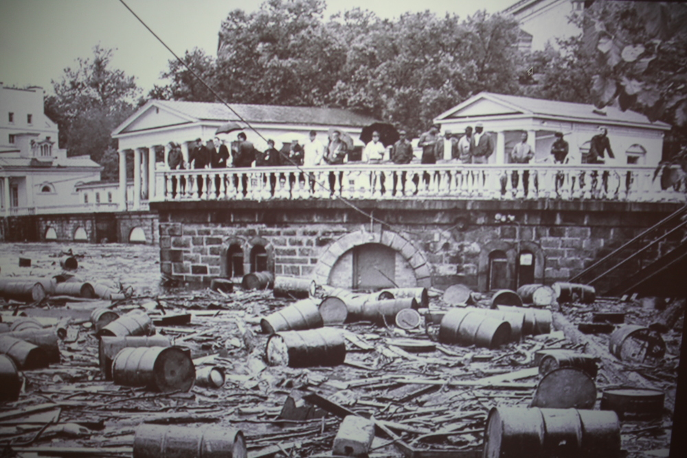 The River as it was: Photos show the state of the Schuylkill before restoration and conservation efforts.