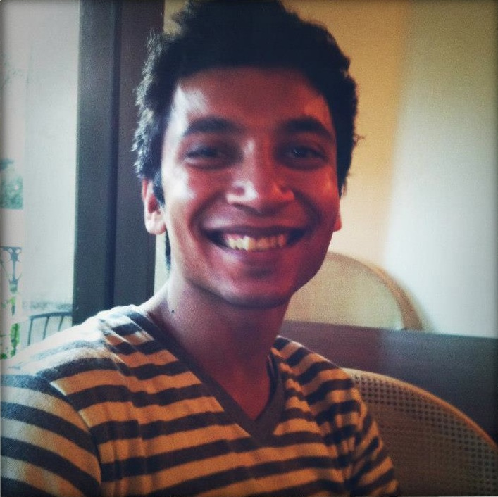 Rahul Mukherjee, Assistant Professor in English and Cinema Studies