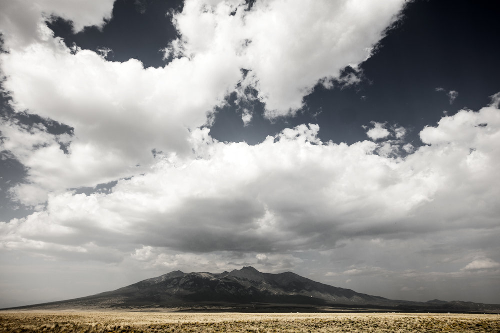 Mt. Blanca, 2015 (Peter McLennan)