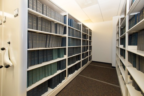 Figure 2: Volumes of the print version of the  Federal Register , which runs to tens of thousands of pages each year. Source:  Office of the Federal Register.