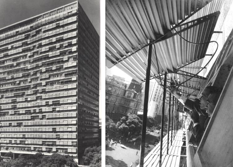 MMM Roberto Edificio Marques do HervalRio de Janeiro, 1952