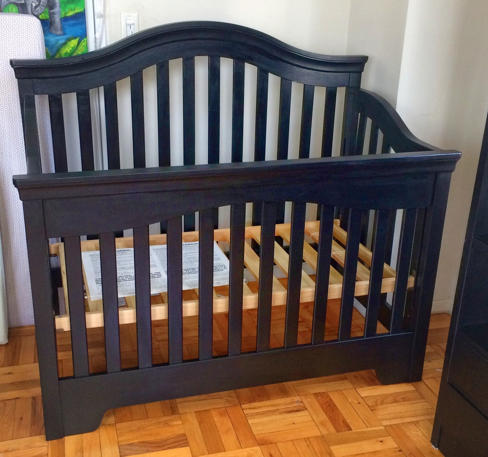 Crib after