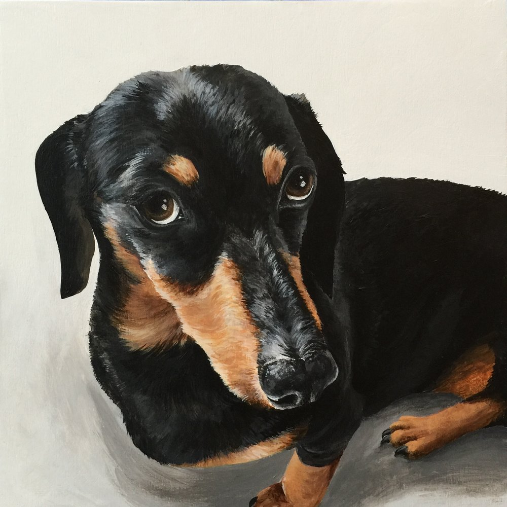 Benny the weiner - commissioned by Ryan and Taina
