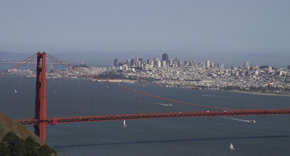 Bombed San Francisco (Before)