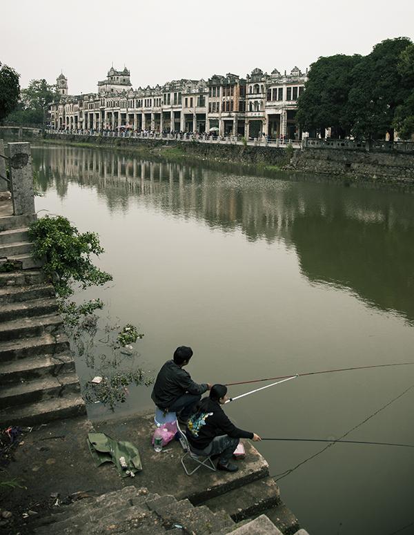 Chikan, China.